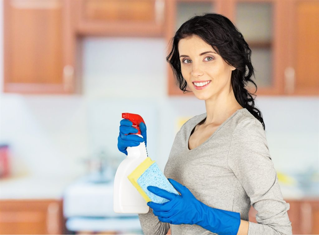 Un promemoria per le tue pulizie domestiche